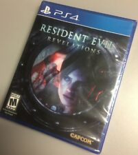 Resident Evil Revelations - PlayStation 4 Standard Edition New Ps4 Games Sealed