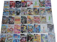 BUNDLE of RARE / COLLECTABLE Nintendo Wii GAMES Super Mario