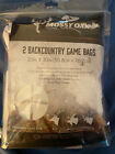 """Mossy Oak Backcountry Game Bags (2 Bags) 20""""x30"""""""