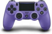 OEM Official Sony PS4 DualShock Controller- Electric Purple (Limited Edition)