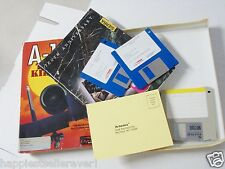 Complete Commodore Amiga A10 Tank Killer Video Game Computer System NTSC