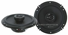 "ORION CO60 6"" 500W COBALT COAXIAL CAR AUDIO STEREO SPEAKERS SYSTEM SET"
