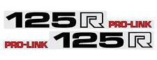 HONDA 1983 CR 125 SWINGARM DECAL GRAPHIC LIKE VINTAGE MOTOCROSS