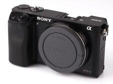 Sony Alpha 6000 a 6000 Gehäuse OVP Ausstellungsstück, WIE NEU! * 2929