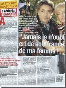 Coupure de presse Clipping 2010  - Frederic Francois - (2 pages)