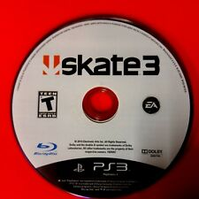 Skate 3 (Sony PlayStation 3, 2010) Disc Only # 14046