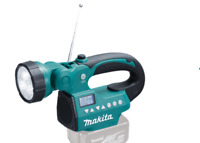 Makita LXT 18V Cordless Flashlight Radio - Skin Only