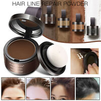 Sevich Hair Line Powder Hairline Shadow Cover Up Fill in Thinning Hair Cosmetic