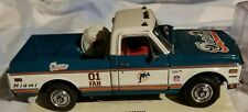 The Danbury Mint 1972 Chevy Cheyenne Nfl Miami Dolphins Team Pickup Collectible