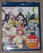 Monster Musume Everyday Life with Monster Girls Complete Collection Blu-ray New