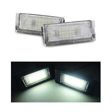 BMW - 3 Series E46 Saloon 1998- 18 SMD LED Replacement Number Plate Units 6000K