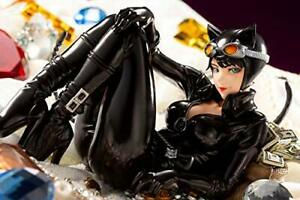 Kotobukiya DC Comics Catwoman Returns Bishoujo Statue NEW