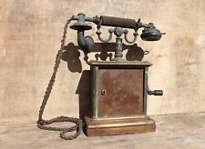 ANTIQUE Rare Early 1900s National Telephones Corporation Set Original Untouched