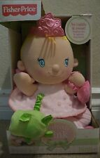 FISHER PRICE PERFECTLY PINK DISCOVERY FAIRY DOLL **LARGE DOLL SIZE** HUGGABLE