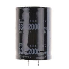 1Pcs 63V22000uf 35x50mm Electrolytic Capacitor Radial 22000uf 63V  R