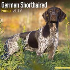 German Shorthaired Pointer 2019 Dog Calendar 15% OFF MULTI ORDERS!
