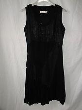robe noire D.STIAG taille M