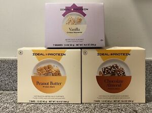 Ideal Protein Bars Bundle - FREE SHIPPING !!!