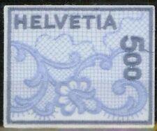Schweiz MiNr. 1726 **, St. Galler Stickerei