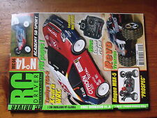 8µ? Revue RC Driver n°14 CEN GENESIS 46 Academy SB Sport Mugen MBX-5 Citroen WRC