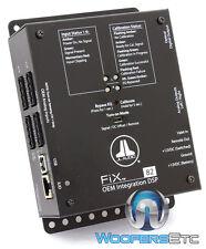 RB JL AUDIO FIX82 OEM INTEGRATION DIGITAL SIGNAL PROCESSOR AUTO TIME CORRECTION