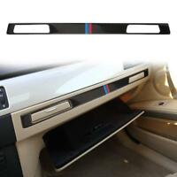 Copilot Water Cup Holder Panel Trim Car Interior Sticker For BMW E90 E92 E93