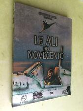 dvd istituto luce presenta: le ali del novecento 2 dvd con cofanetto e libretto