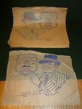 Vintage Authentic Dick Tracy Transfers Official Member Crime Stoppers Rare!-BL