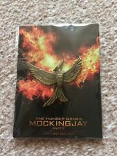 THE HUNGER GAMES MOCKINGJAY II PIN LOOT CRATE
