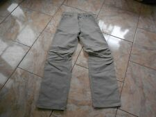 H8026 G-Star Shortcut Elwood Jeans W26 L32 Beige Unifarben Sehr gut