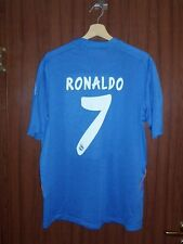 BRAND NEW Real Madrid FC #7 Ronaldo Football Shirt size L Jersey NO TAG PERFECT