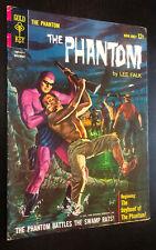 The PHANTOM #5 (Gold Key 1963) -- Lee Falk -- F