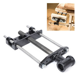 """7"""" Wood Bench Vise Woodworking Woodworker Cast Iron Table Vice"""