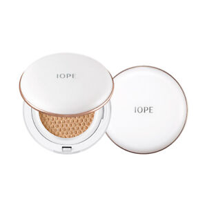 IOPE AIR CUSHION INTENSE COVER 4 COLOR SPF 50+ PA+++ 15g + Rifill 15g