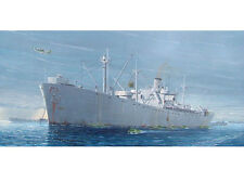 Trumpeter 05301 1/350 Liberty Ship SS Jeremiah O'Brien Plastic Model Warship Kit