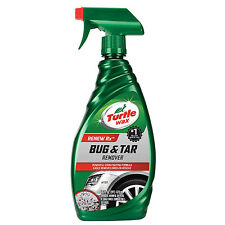 NEW! Turtle Wax BUG TAR & TREE SAP REMOVER • SPRAY • Powerful Stain-Fighting HQ