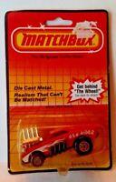 1983 Matchbox #48 Red Rider - Brand New Sealed - Die Cast MB 48 Rare Car