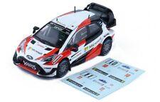 Ixo Model Ram648 Toyota Yaris WRC N.10 ()/ N.11 (23th) Rally Sweden 2017 1 43