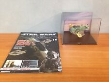 Star Wars Official Starships & Vehicles Coll No 19 - Jango & Boba Fett's Slave 1