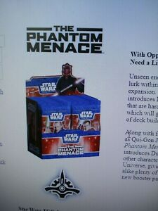Star Wars TCG TPM Uncommon and Common Set