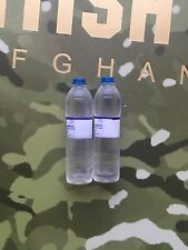 Damtoys Elite Dell'Esercito Britannico in Afghanistan bottiglie d'acqua x 2 Loose SCALA 1/6th