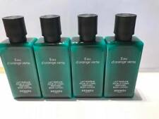 4x Hermes Eau D'Orange Verte Women Perfume Body Lotion 40ml New