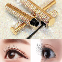 4D Starry Mascara Silk Fibre Eyelash Waterproof Extension Volume Long Lasting