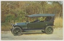 "Road Transport postcard - 1914 Pierce-Arrow ""48"" Touring"