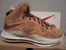 Nike LeBron X Cork DS Size 13 all star kith xv vii viii zoom air max pe