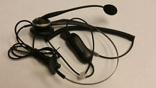 Jabra GN Netcom GN2100 GN2120-NC Mono Flex-Boom Noise-Canceling Phone Headset