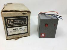 HONEYWELL R8185E 1024 Protectorelay Oil Burner Heating HVAC 45 Second Relay