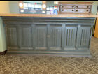 FREE SHIPPING Antique Mercantile General Hardware store counter  Cabinet  Bar