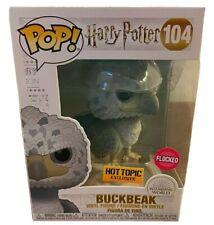 Funko Pop! Flocked Buckbeak (BLACK EYES) LE 3000 HT Exclusive. IN HAND FAST SHIP