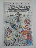 WildCats Covert Action Teams Oct #2 (1992) First Printing - Image Comics #2
